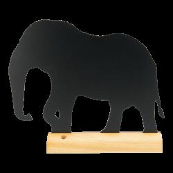 Tablica kredowa słoń z...