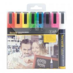 Zestaw 8 kolorowych pisaków...