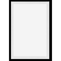 Dwustronna biała tablica...