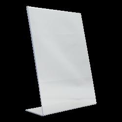 Dwustronny akrylowy stojak a5