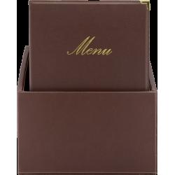 20 opraw menu A4 w ozdobnym...