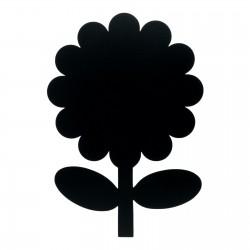 Tablica kredowa - kwiat